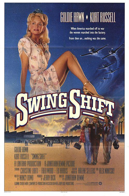 affiche du film Swing Shift