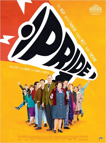 affiche du film Pride
