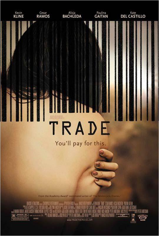 affiche du film Trade: Les trafiquants de l'ombre