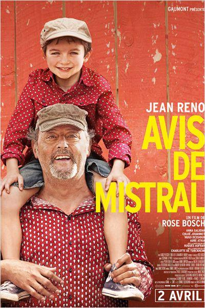 affiche du film Avis de mistral