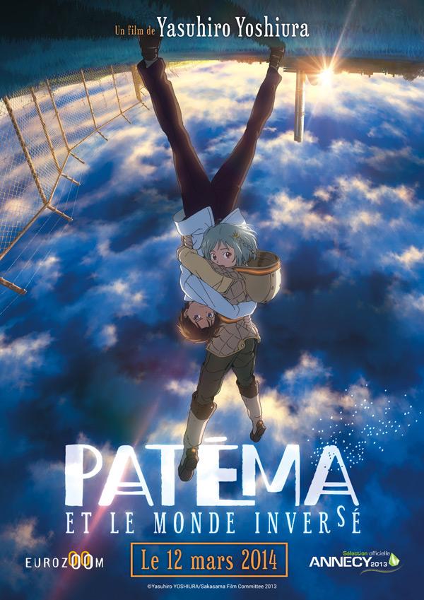 affiche du film Patéma et le monde inversé