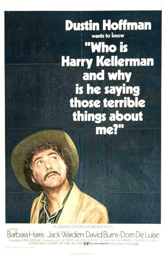 affiche du film Qui est Harry Kellerman ?