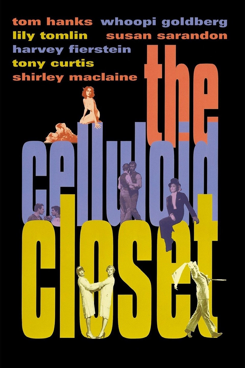 affiche du film The Celluloid Closet