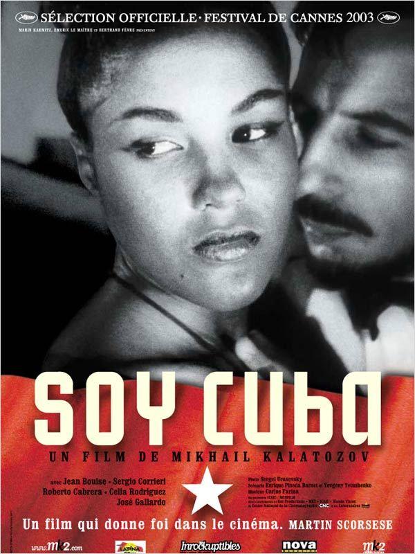 affiche du film Soy Cuba