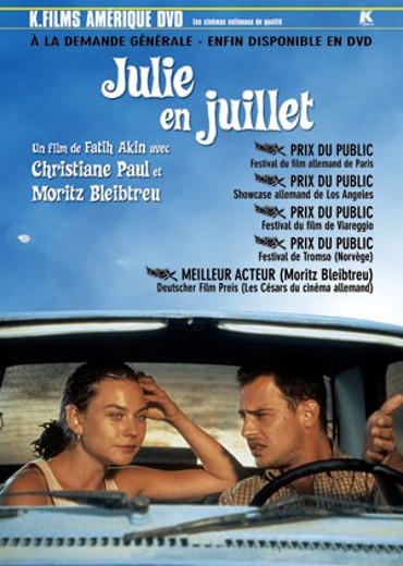 affiche du film Julie en juillet