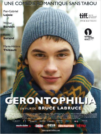 affiche du film Gerontophilia