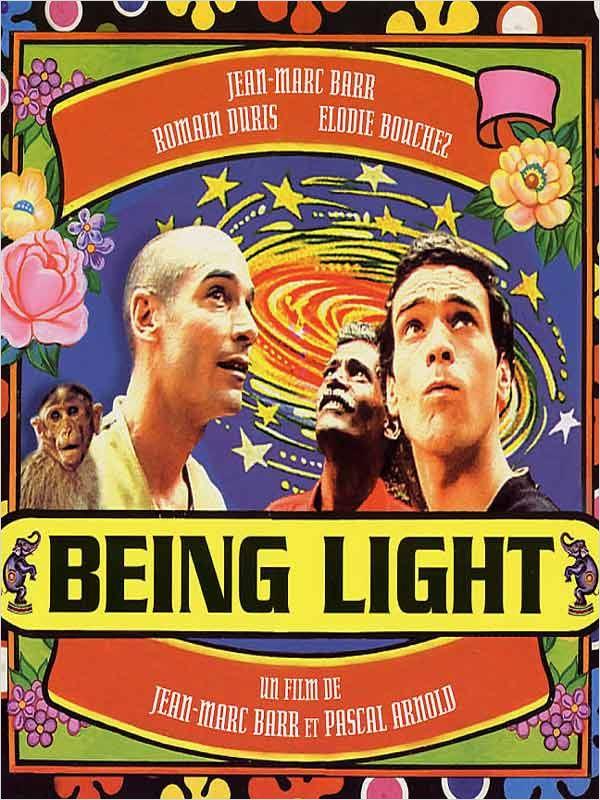 affiche du film Being light