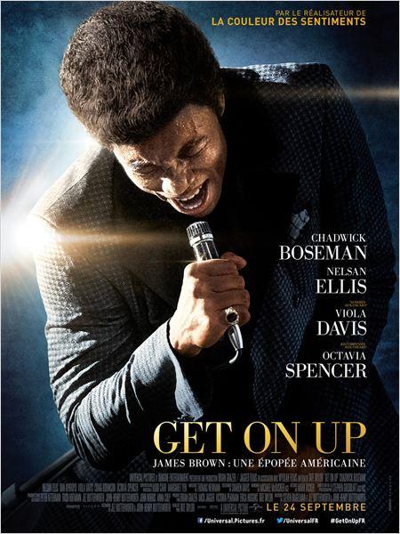 affiche du film Get On Up