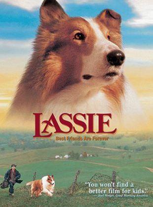 affiche du film Les Nouvelles aventures de Lassie