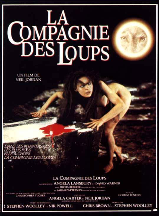 affiche du film La Compagnie des loups