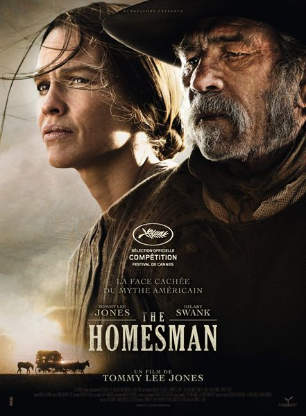 affiche du film The Homesman