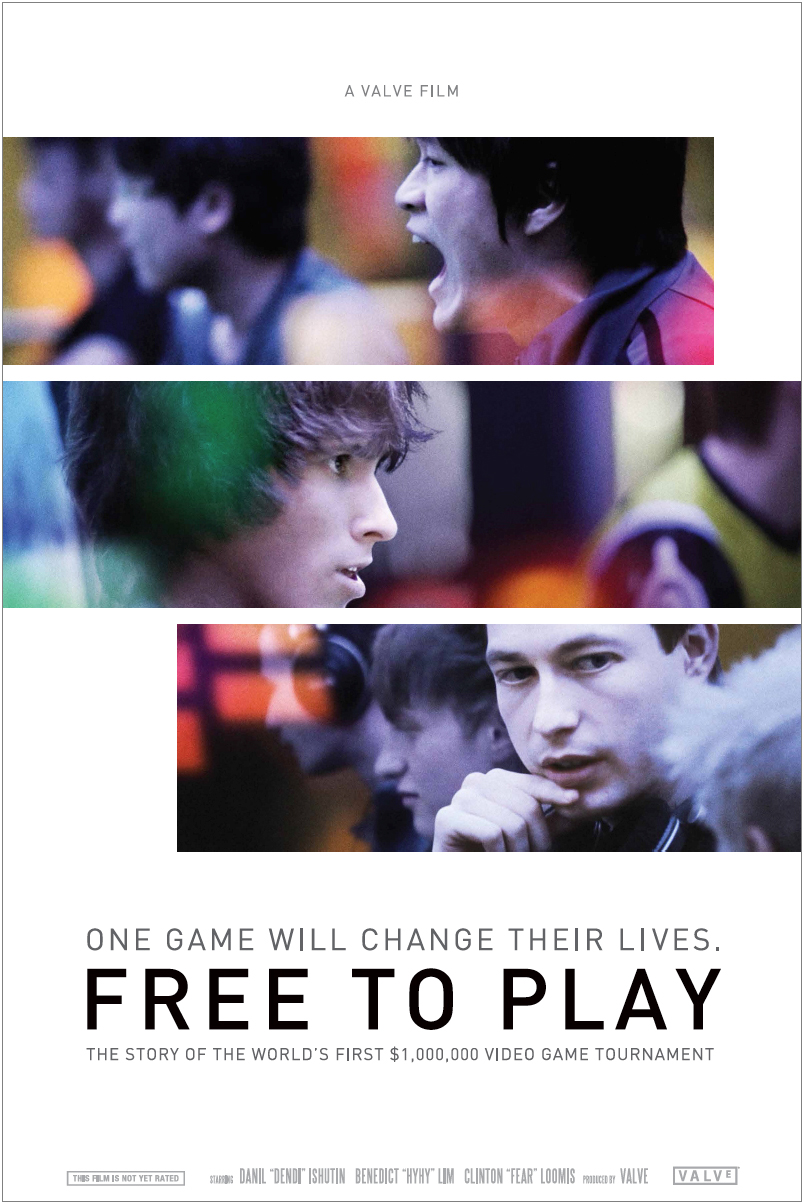 affiche du film Free to Play