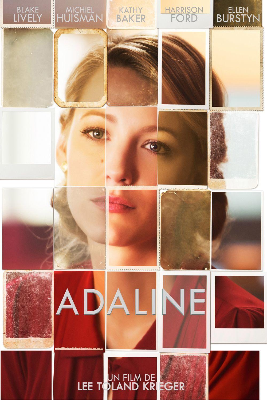 affiche du film Adaline