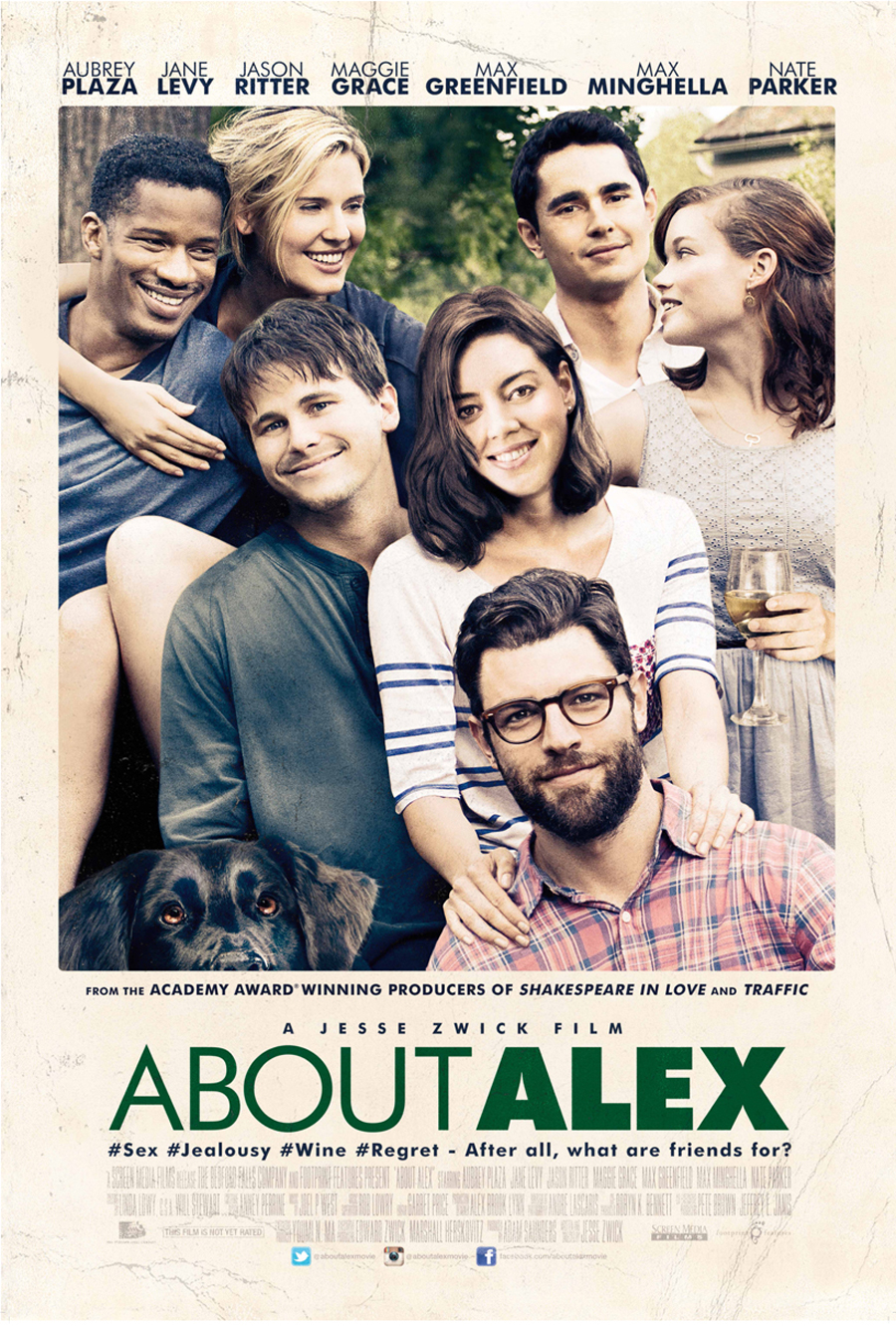 affiche du film About Alex