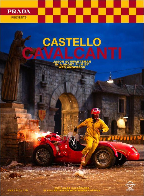affiche du film Castello Cavalcanti