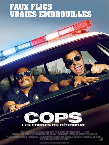 affiche du film Cops : Les Forces du désordre