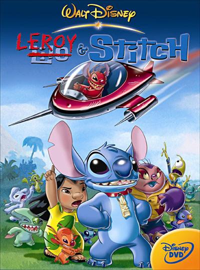 affiche du film Leroy & Stitch