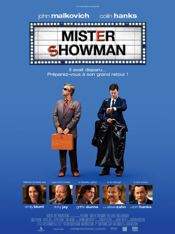 affiche du film Mister Showman
