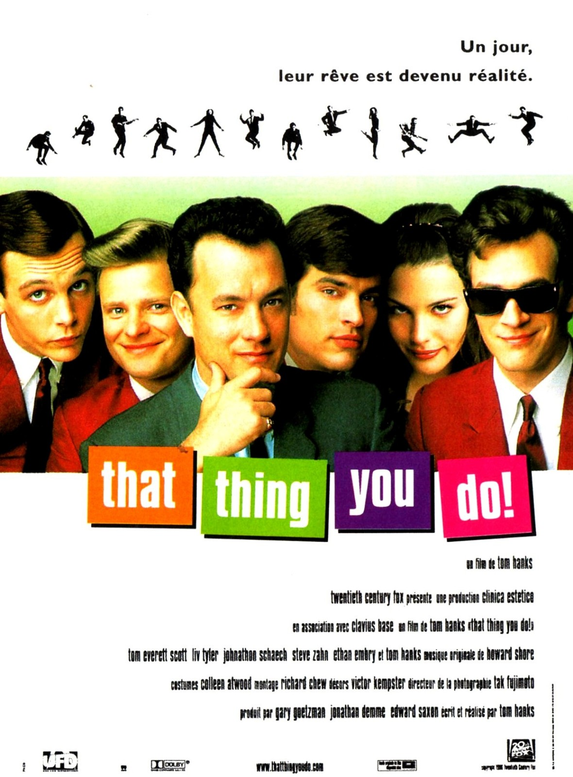 affiche du film That Thing You Do!