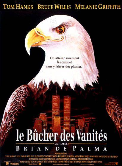 affiche du film Le bûcher des vanités