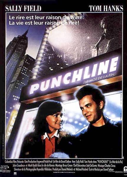 affiche du film Punchline: Le mot de la fin