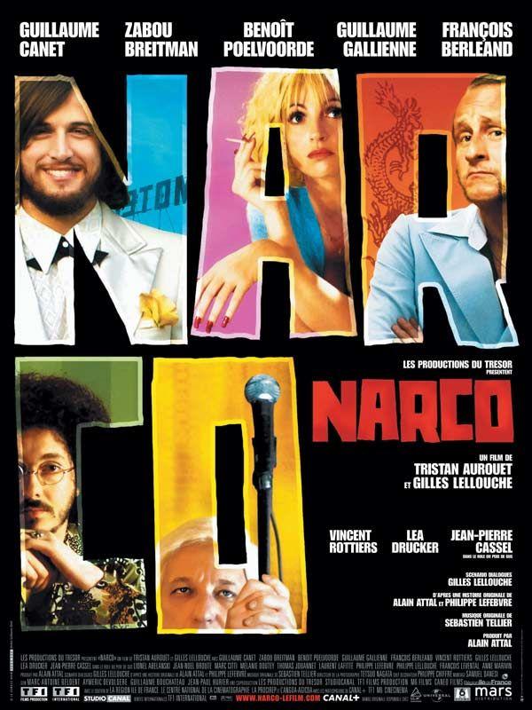affiche du film Narco