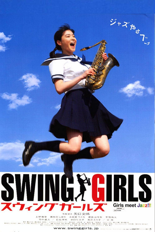 affiche du film Swing Girls