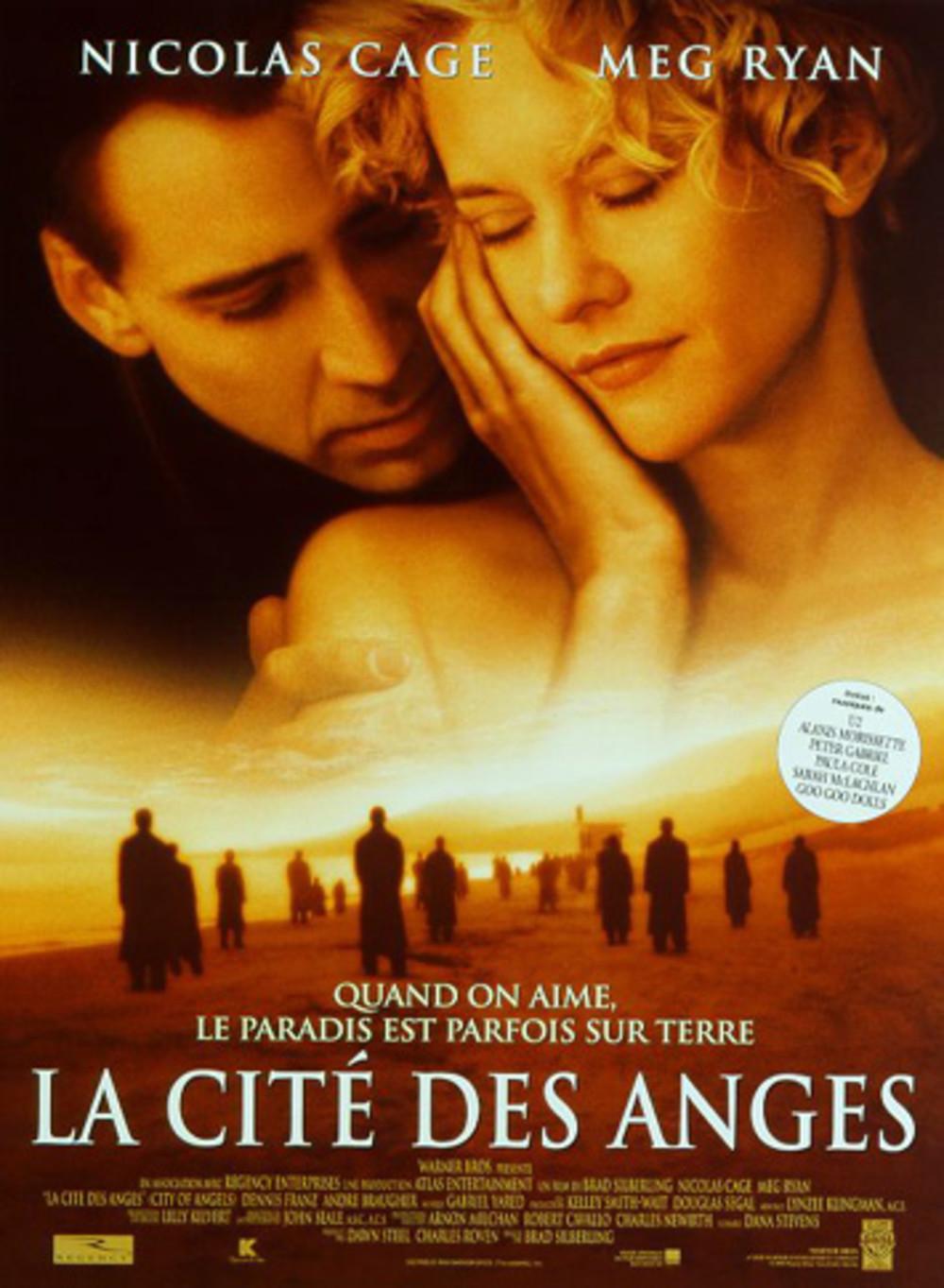 affiche du film La cité des anges