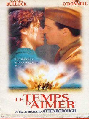 affiche du film Le temps d'aimer (1996)