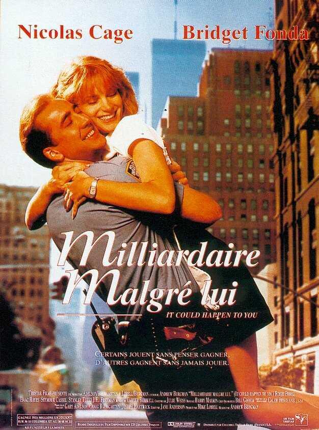 affiche du film Milliardaire malgré lui