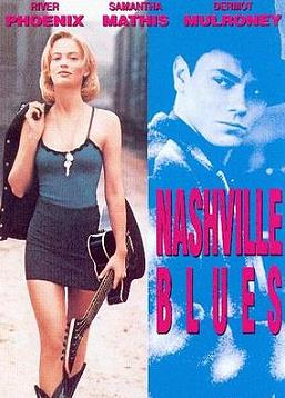 affiche du film Nashville Blues