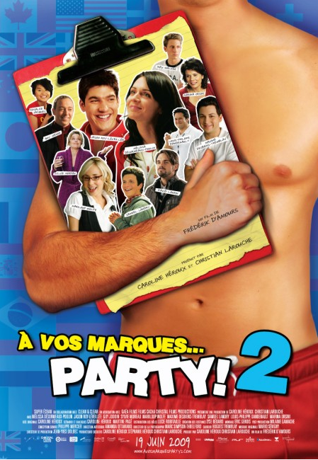 affiche du film À vos marques... Party! 2