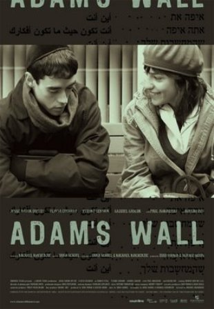 affiche du film Adam's Wall