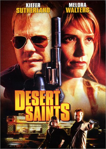 affiche du film Desert Saints