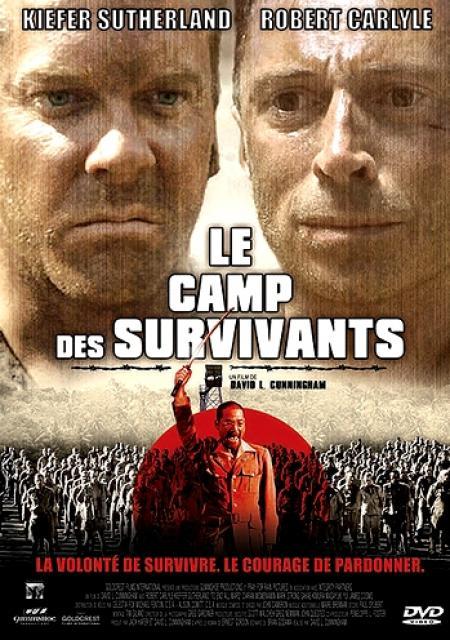 affiche du film Chungkai, le camp des survivants