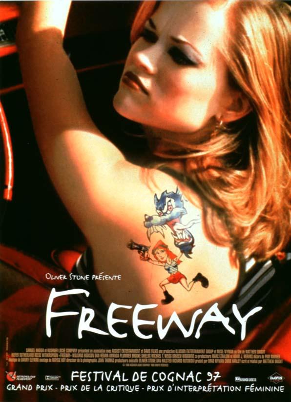 affiche du film Freeway
