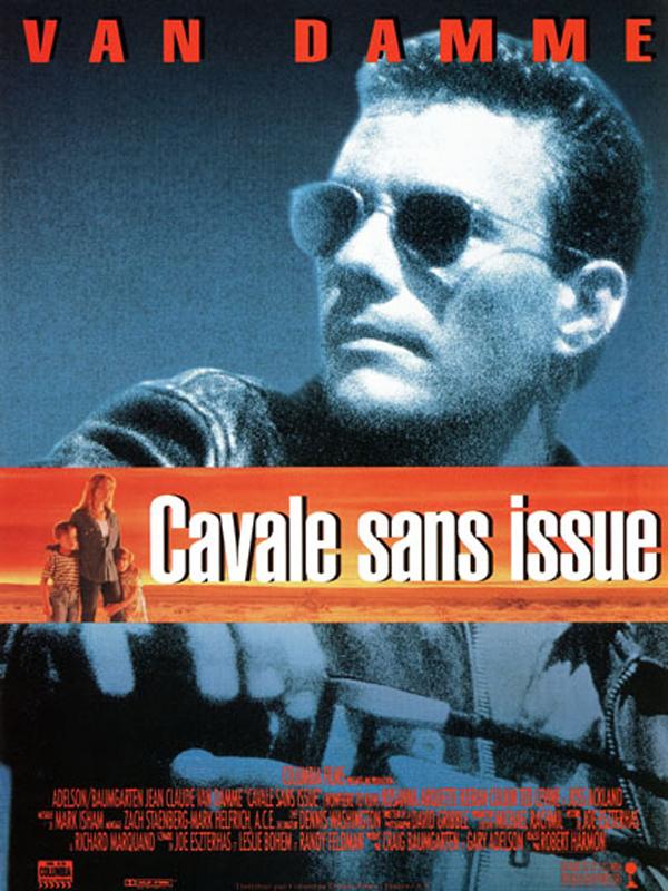affiche du film Cavale sans issue