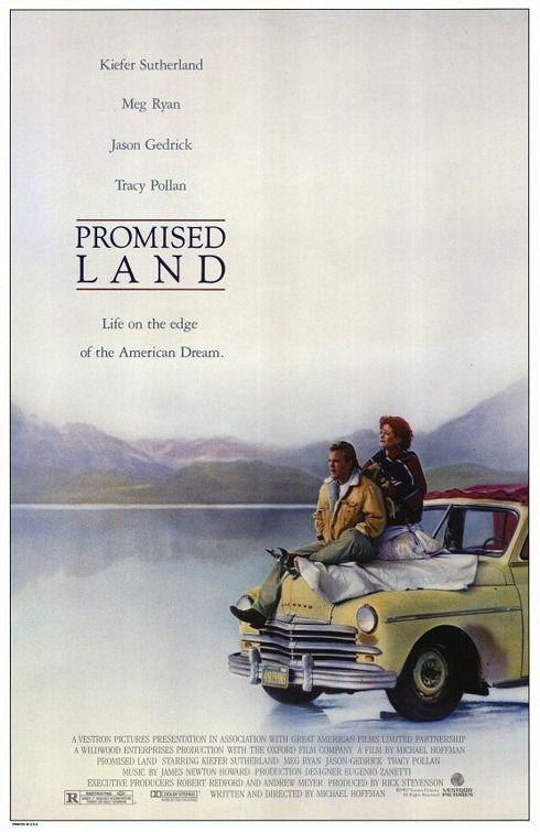 affiche du film Promised Land (1987)