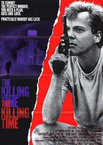 affiche du film L'heure du crime