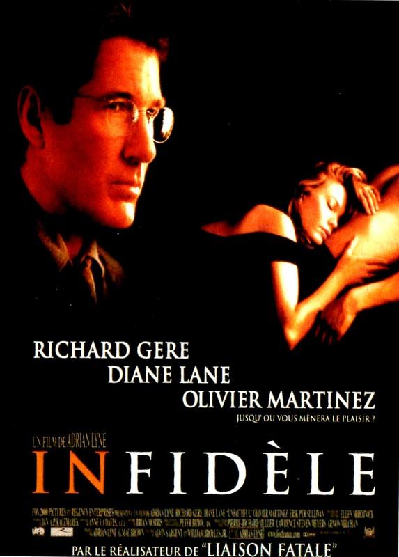 affiche du film Infidèle