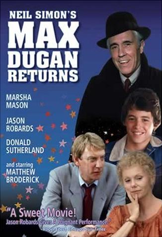 affiche du film Le retour de Max Dugan