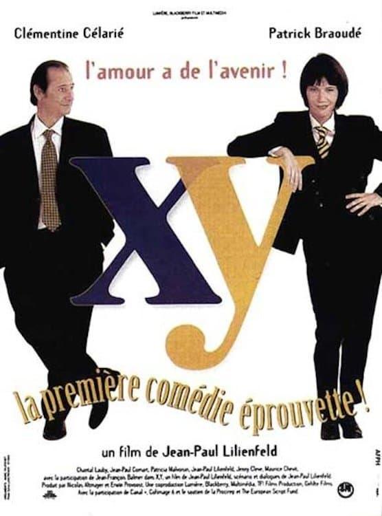 affiche du film XY, drôle de conception