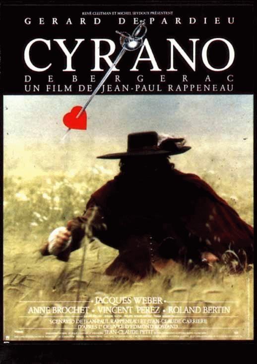 affiche du film Cyrano de Bergerac (1990)
