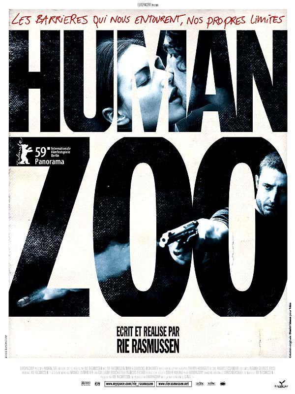 affiche du film Human Zoo