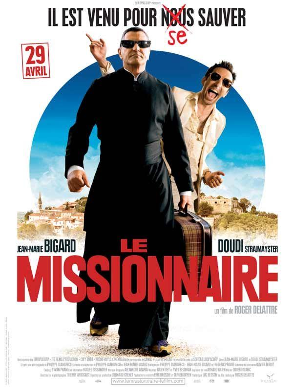 affiche du film Le missionnaire