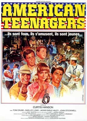 affiche du film American Teenagers