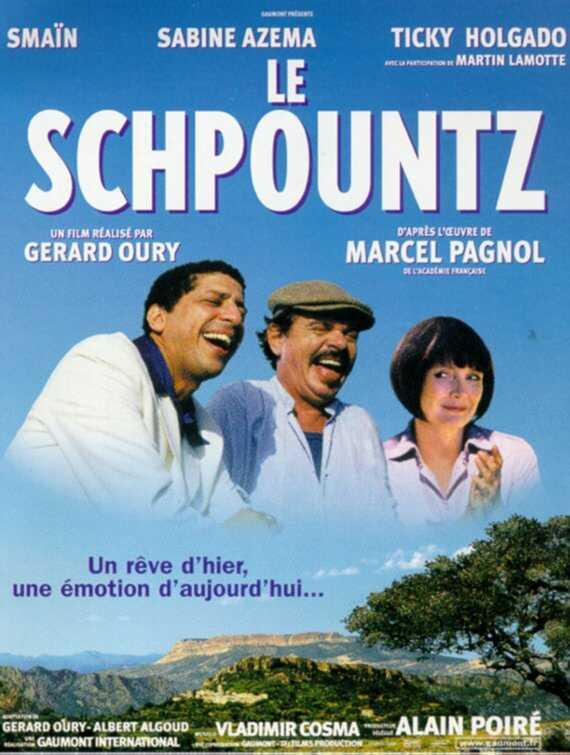 affiche du film Le schpountz (1999)