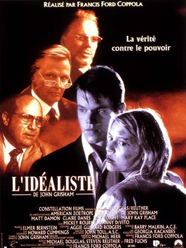 affiche du film L'idéaliste