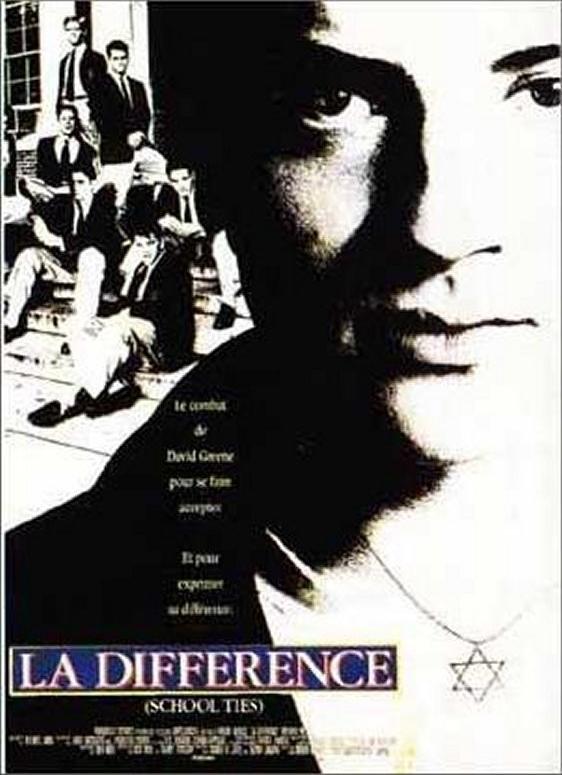 affiche du film La différence