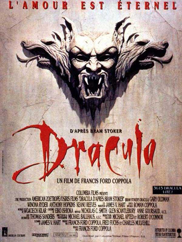 affiche du film Dracula (1992)